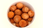 Heavenly Baked Pumpkin Donut Holes