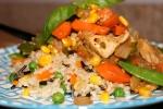 Spicy Thai Chicken andBasil