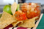 Peach & Pineapple Salsa