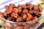 Homemade Cocoa Roasted Almonds