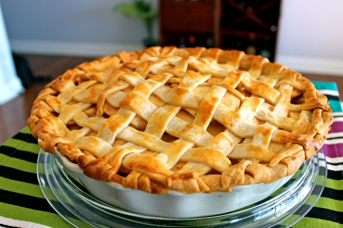 Quick and Delicious Apple Pie | kitchen anatomy